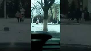 Шевченко возле дк строителей маленькое дтп