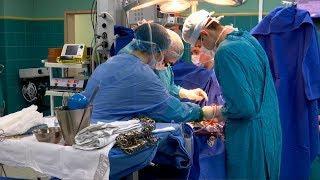 «Реанимация». Расслоение аорты — операция