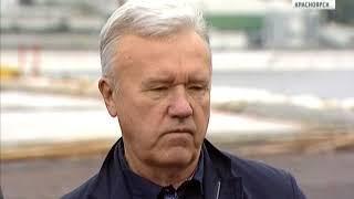 Врио Главы региона прокомментировал ситуацию с Ачинским и Балахтинским ДРСУ