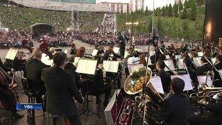 В Уфе завершился крупнейший международный фестиваль искусств «Сердце Евразии»