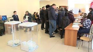 В Семилее Кочкуровского района Мордовии активно голосуют избиратели