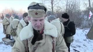 В Нижнем Новгороде реконструировали событие ВОВ