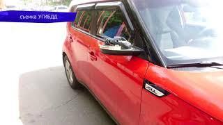 Обзор аварий  Пострадавший в ДТП на Московской  Место происшествия 31 05 2018