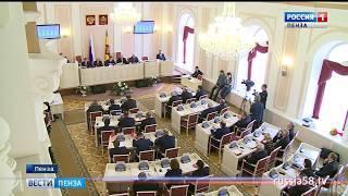 В Пензенской области снизилось число зарегистрированных преступлений