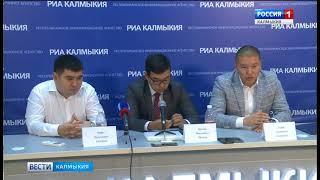 Калмыкия готовится принять Чемпионат мира по боксу среди студентов