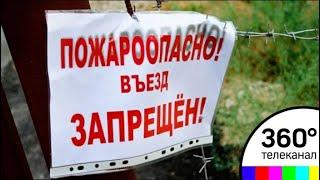 Губернатор Московской области Андрей Воробьев ввел в регионе особый противопожарный режим - МТ