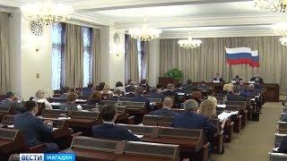 Сергей Носов заявил о проблемах финансирования Колымы на Госсовете в Москве