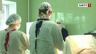 Врачи урологического отделения клинической больницы щадят своих пациентов