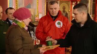 23 03 2018 Останки ещё одного солдата Великой Отечественной возвращены на родину в Удмуртию