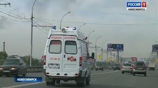 Полицейские проверили, пропускают ли автомобилисты машины скорой помощи