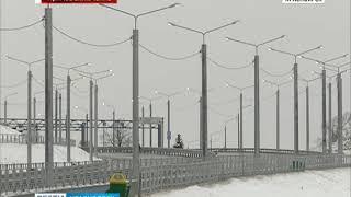 Прямое включение: в Красноярске открывается новая развязка