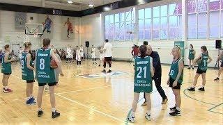 Легенды баскетбола дали мастер-классы в Югре