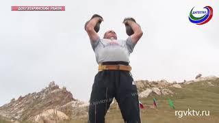 Дагестанец Эмин Ибрагимов решил установить  необычный рекорд