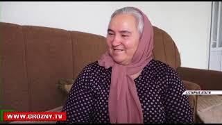 В преддверии Международного женского дня - Тоита Эдилова