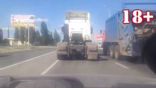 ДУРАКИ и ДОРОГИ 2018 // ДТП  // АВАРИЯ 2018