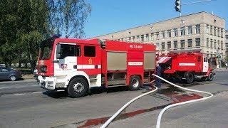 Двое рабочих погибли в результате взрыва газового баллона в Петербурге. ФАН-ТВ