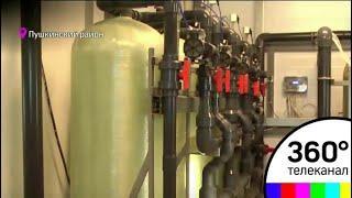 В Софрино открылась долгожданная водонасосная станция