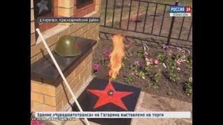 Накануне Дня Победы в населенных пунктах Чувашии приводят в порядок памятники погибшим воинам и возв