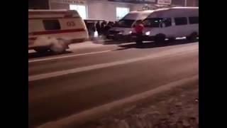В Челябинской области водитель маршрутки умер во время рейса