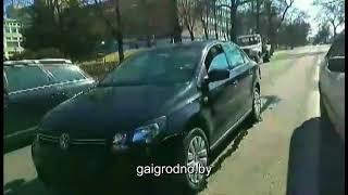 Уезд с место ДТП, нетрезвый водитель