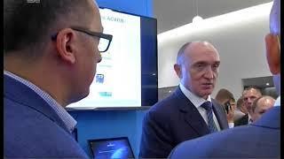 В Челябинске на всероссийской выставке представили технологии будущего