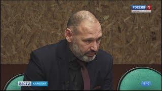 Встреча с журналистами  уполномоченного по правам ребёнка Геннадия Сараева