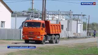 Жители Среднеахтубинского района обеспокоены строительством здания на территории природного парка