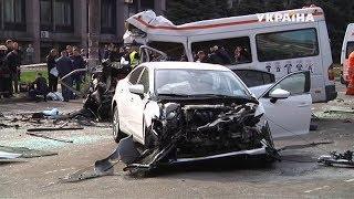 ДТП в Кривом Роге! Кто виноват: иномарка или светофор? | Говорить Україна