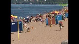 Пляжный сезон в этом году в Самаре откроется раньше обычного