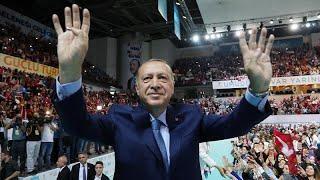 Эрдоган против Трампа: Анкара наносит ответный удар