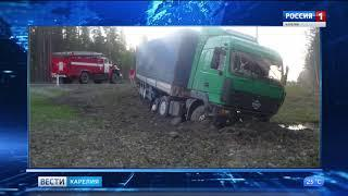 В Кондопожском районе погиб молодой водитель