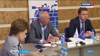 Алексей Волин провел совещание на РТПЦ Петрозаводска