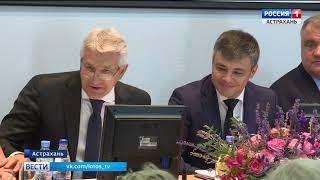 В Астрахани обсудили задачи в сфере здравоохранения