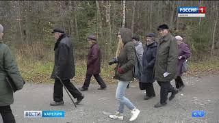 Волонтеры для пожилых туристов