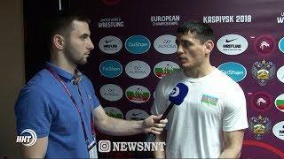 Три золотые медали завоевали россияне на чемпионате Европы по греко-римской борьбе