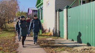 Сотрудники МЧС напомнили пензенцам правила пожарной безопасности