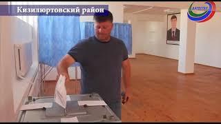 Выборы в органы местного самоуправления