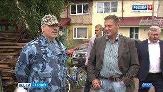 Как развиваются аграрии на гранты лично проверил министр сельского хозяйства Карелии