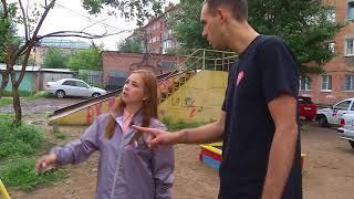 Опасные детские площадки в Советском округе