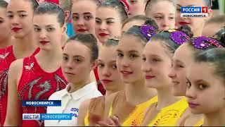 В новосибирском аквапарке прошел фестиваль в поддержку российских спортсменов