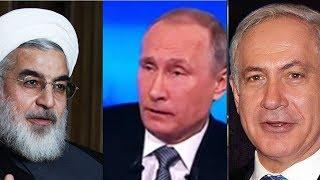 Тяжкий выбор Путина: Израиль или Иран