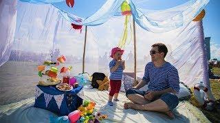 10 тысяч хантымансийцев устроили совместный пикник на набережной
