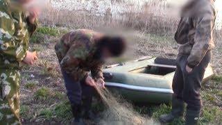 В Башкирии полиция пресекла деятельность браконьеров, выловивших более тысячи раков
