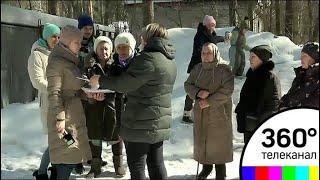 Жителей барака в Королёве, которого нет ни на одной карте, переселят до конца года