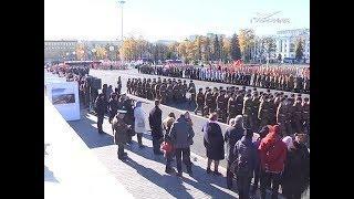 В Самаре прошла репетиция Парада Памяти