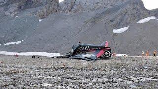 Черная неделя швейцарской авиации