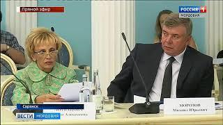 В Саранске прошло заседание совета СНГ по сотрудничеству в области здравоохранения