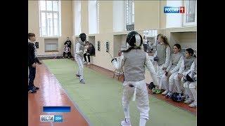 В открытом первенстве ЮФО по фехтованию приняли участие более 700 юных спортсменов