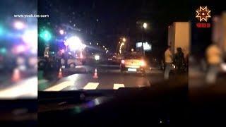 В Чебоксарах в ночном ДТП с участием фуры погибли мотоциклист и его пассажирка.