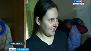 Сотрудники МЧС установили пожарные извещатели в домах новосибирцев